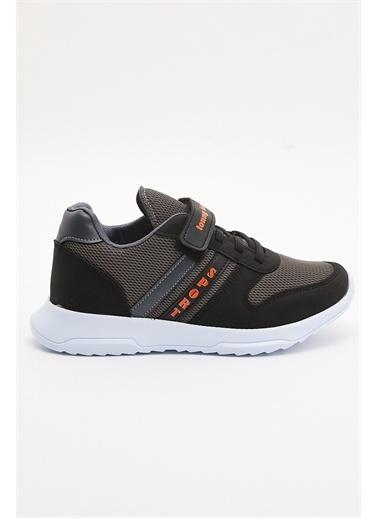 Tonny Black Çocuk Spor Ayakkabı Tbk04 Siyah